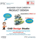 Creo Certification from PTC University