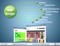 logo,website designer Dehradun